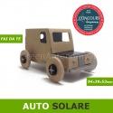 Autogami auto ad energia solare il gadget regalo ecologico
