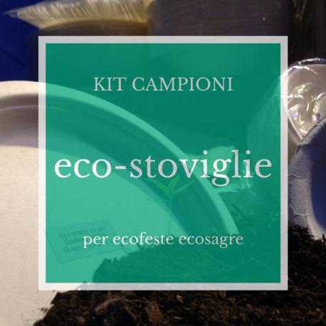 Kit campioni bio gratis per ecofeste ecosagre