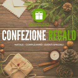 Servizio online confezione regalo green