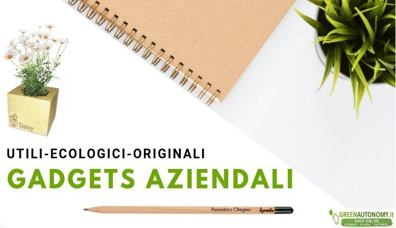 Gadgets aziendali utili-ecologici-originali